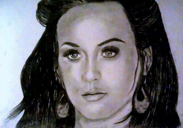 Katy Perry by Mazz